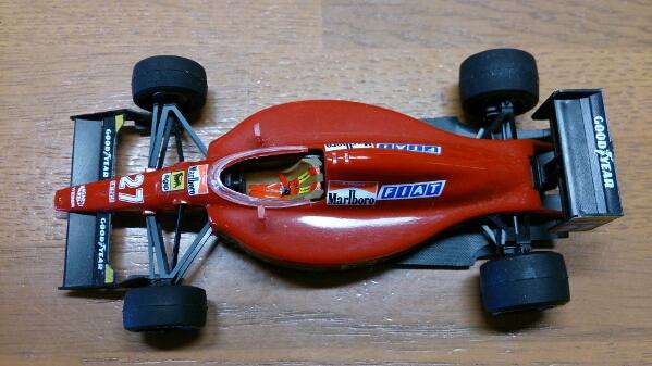 ... フェラーリ 642前期型 1991