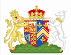ケンブリッジ公爵夫人キャサリンの紋章