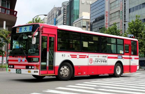 京都200か2507 N623