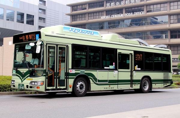京都200か2666