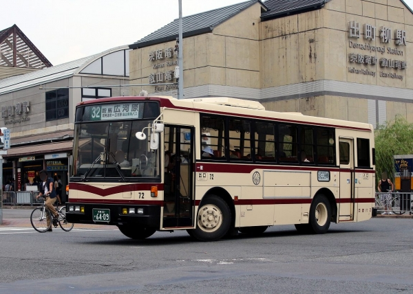 京都22か6409 72