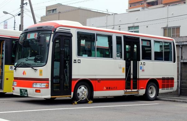 和歌山22き・722