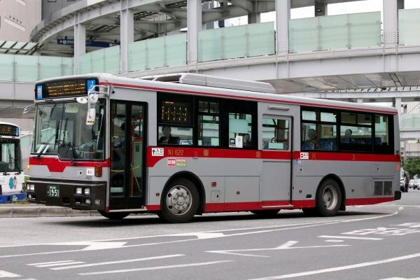 横浜200か1951 NI622