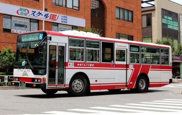 松本200か・221