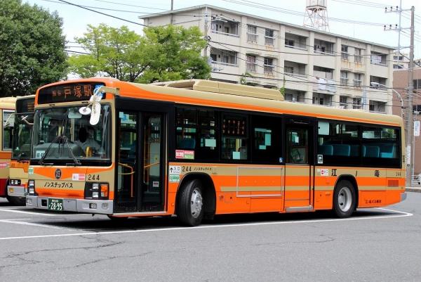 横浜200か2895 244