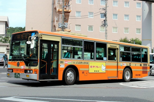 横浜200か1775 260