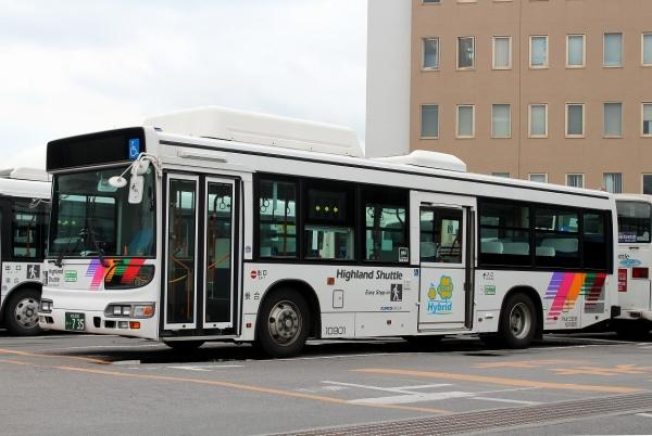 松本200か・735 10901