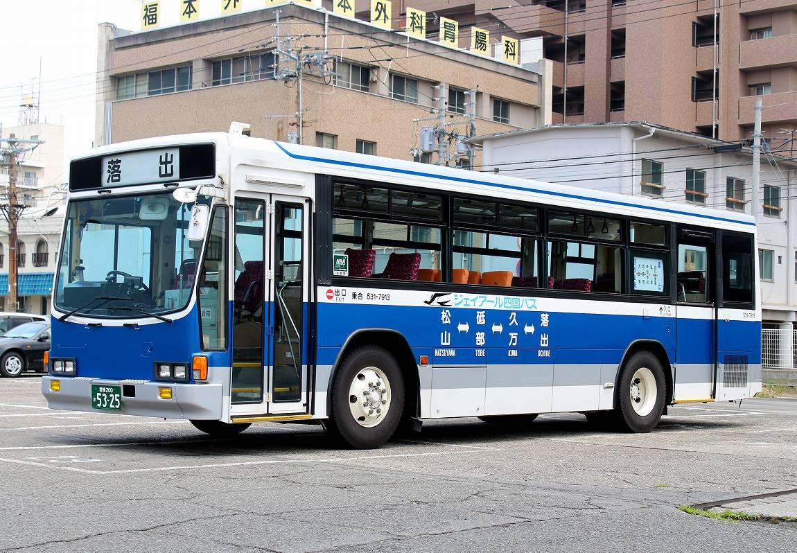 四国 バス jr