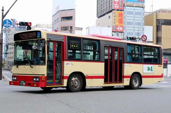 長野200か1198
