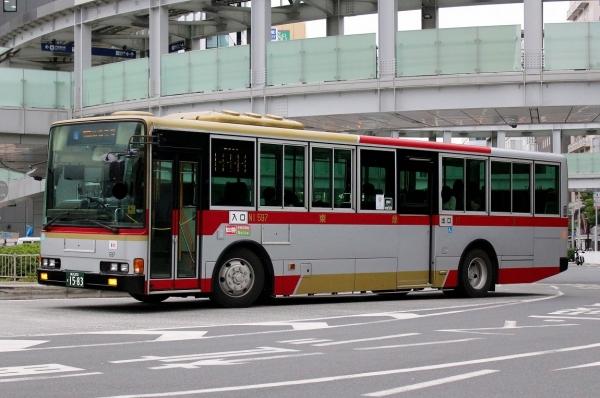 横浜200か1583 NI597