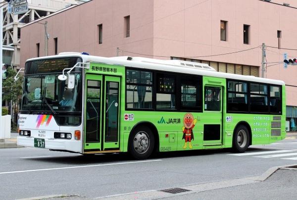松本200か・857 99421