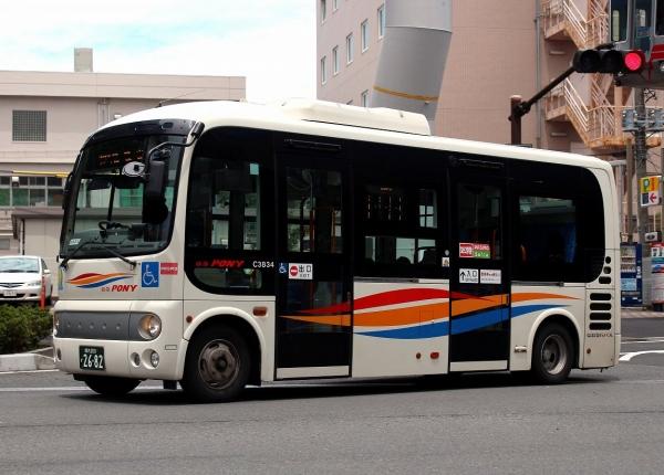 横浜200か2682 C3834