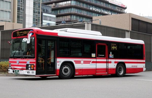 京都200か2798 N635