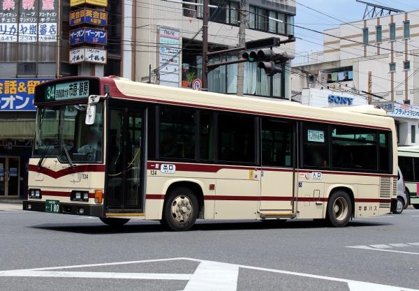 京都200か・180 134