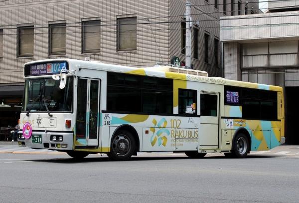 京都200か・218 Raku102
