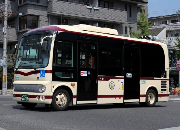 京都200か2691 11