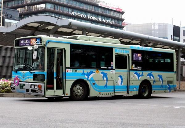 京都200か1788 100Anv