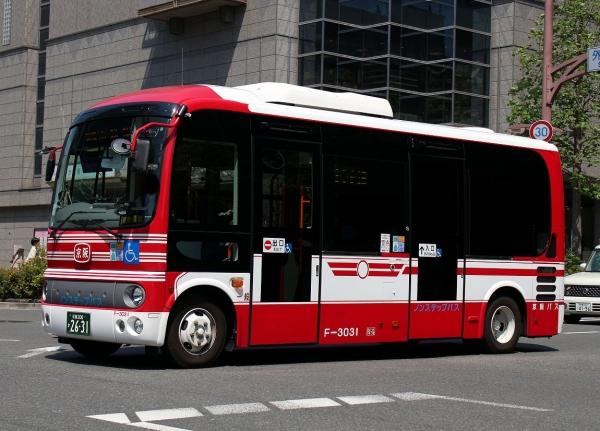 京都200か2631 F3031