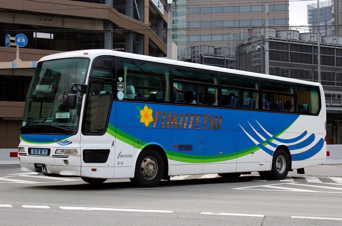 バス三昧 ... 福井鉄道 66