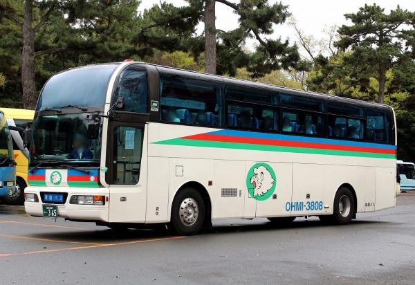 滋賀200か・365 3808