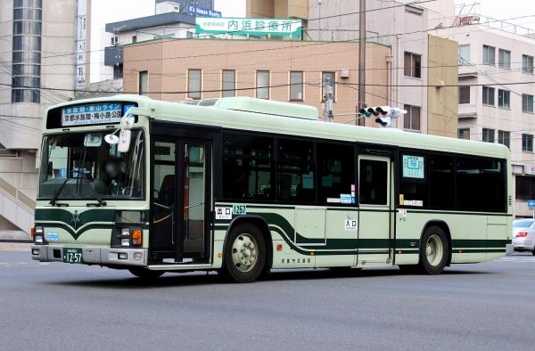 京都200か1257
