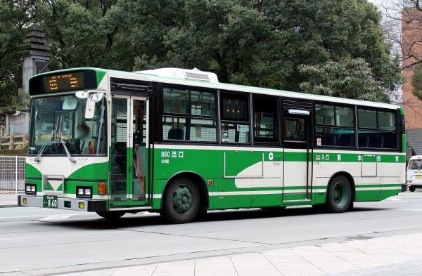 熊本200か・860