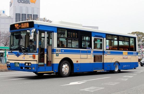 神戸200か1906 223