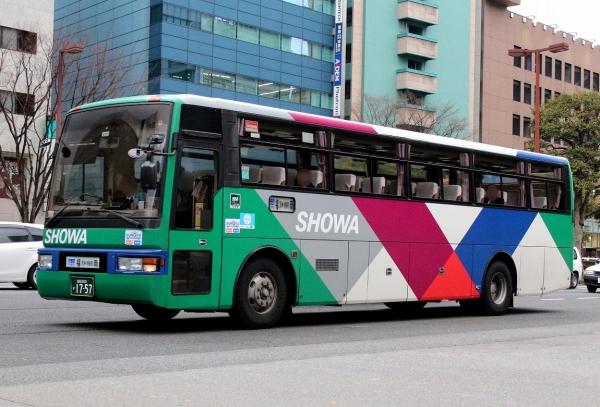 福岡200か1757
