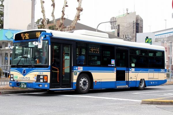神戸200か3804 280