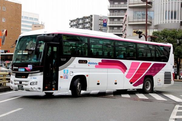 福岡200か2571 7624