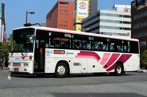 福岡200か1203 4018
