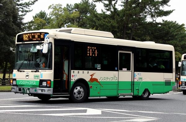奈良200か・786