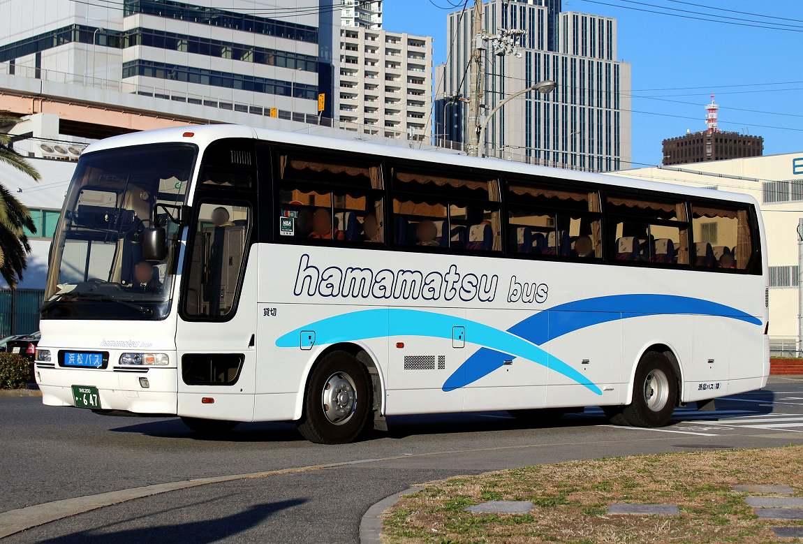 バス三昧 ... 浜松バス 647