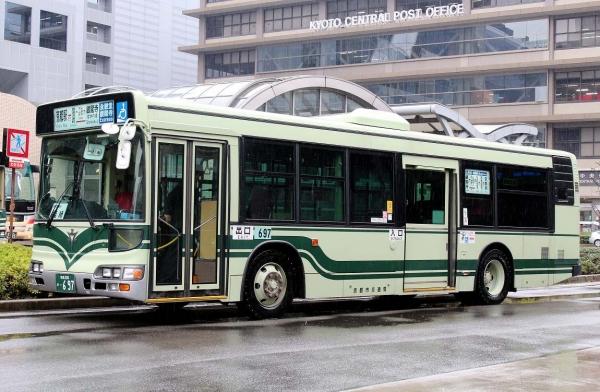 京都200か・697 EXP
