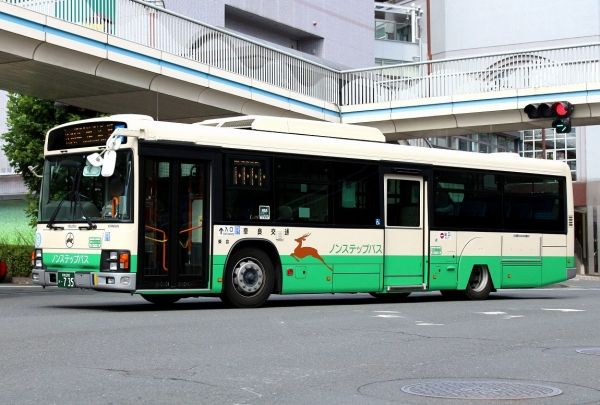 奈良200か・735