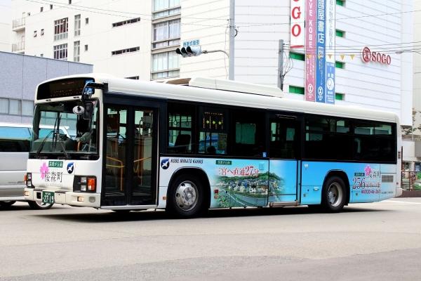 神戸200か2719-1