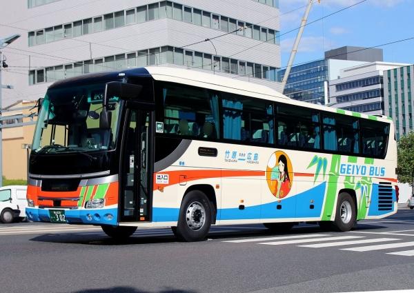 福山230い・302