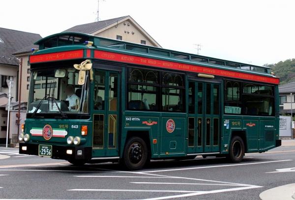 神戸200か2956 643
