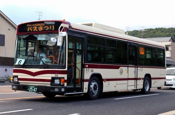 京都200か2547 124