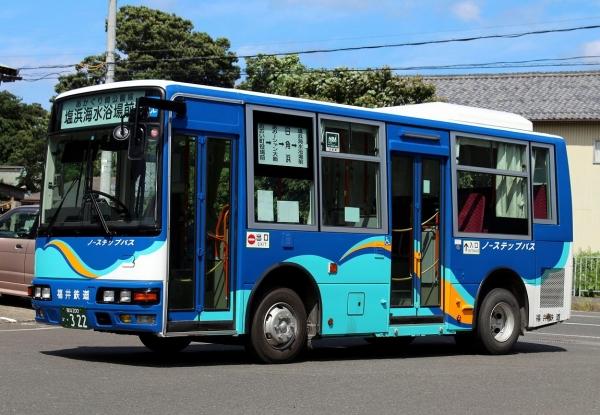 福井200か・322