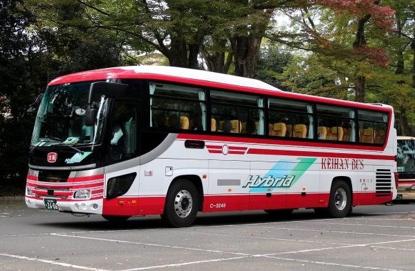 京都200か2606 C3249