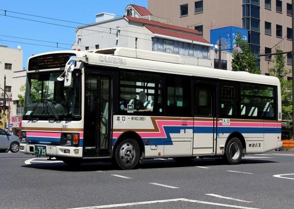 岡山200か・735 0651