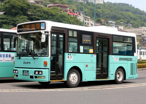 福山230あ2002
