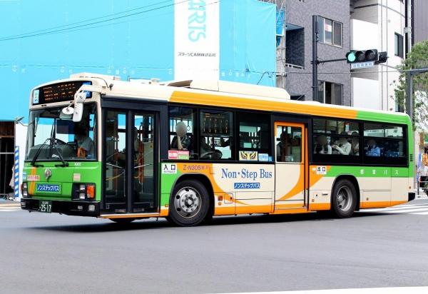 足立200か2517 Z-N305