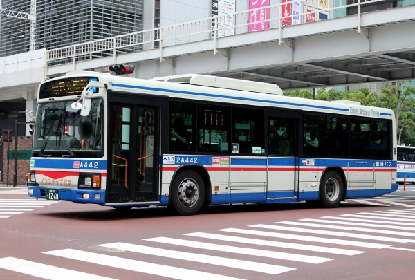 川崎200か1260 2A442