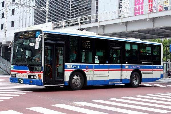 川崎200か1164 3H414