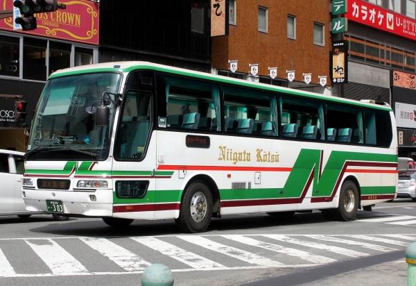 新潟200か・303