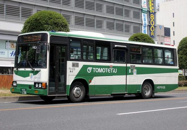 福山230あ・206