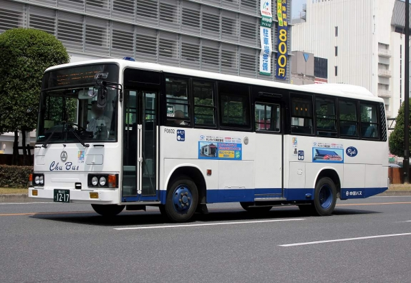 福山22く1217 F0832