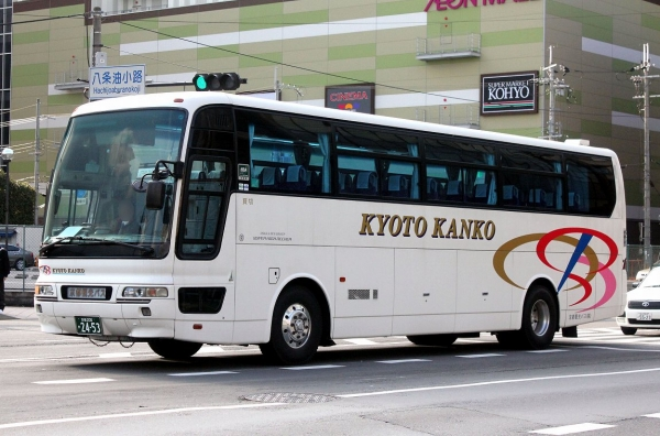 京都200か2453